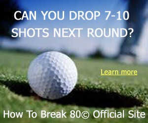 Official How to Break 80