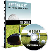 How To Break 80 Driver DVD