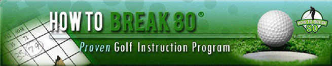 "How To Break 80 ""Go Low"" Ezine"