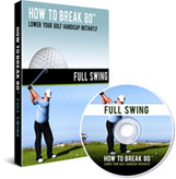 How To Break 80 Full Swing DVD